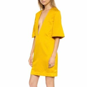 Solace London Mini Silk Dress